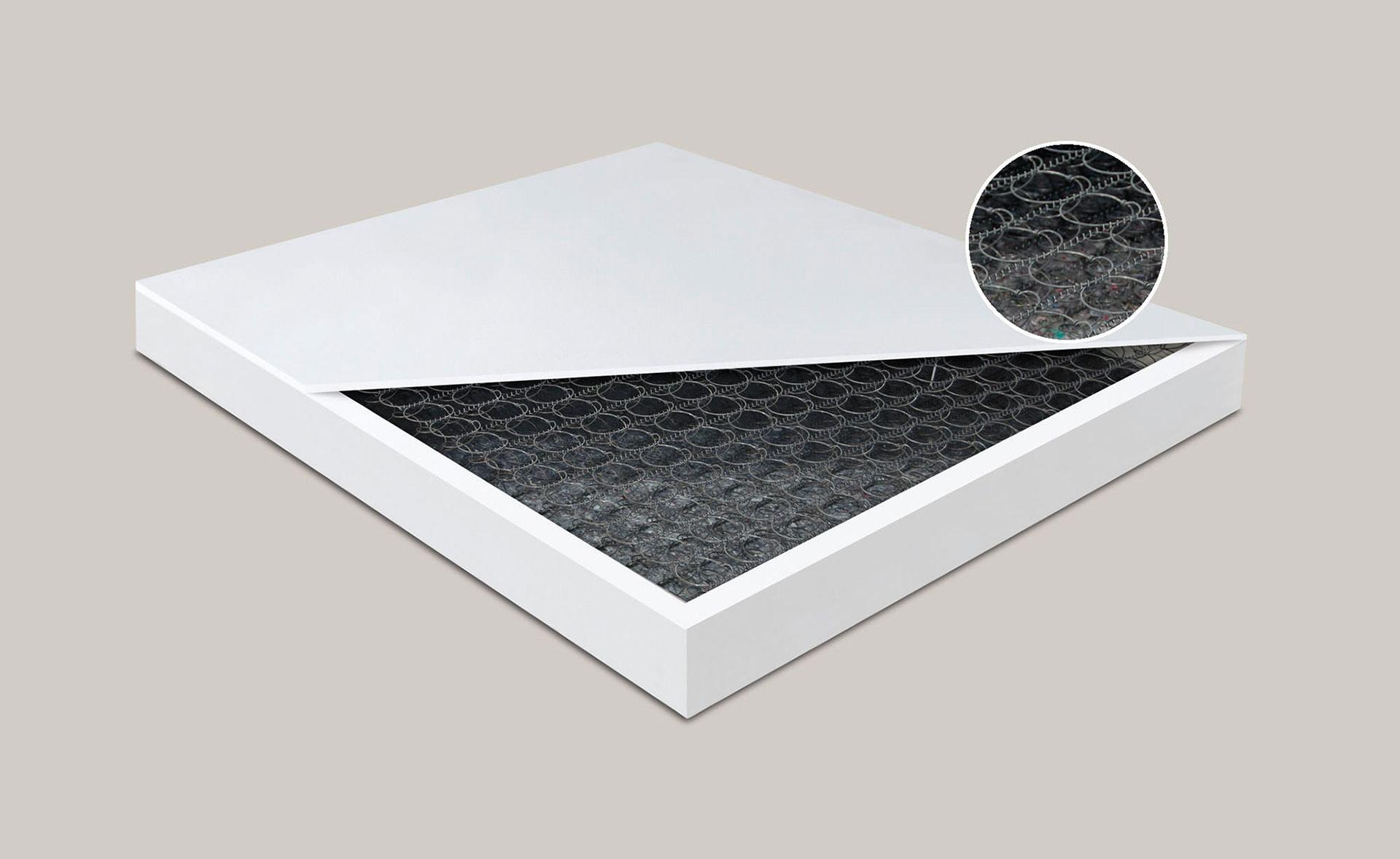 Anallergico Box Materasso Molle Biconica