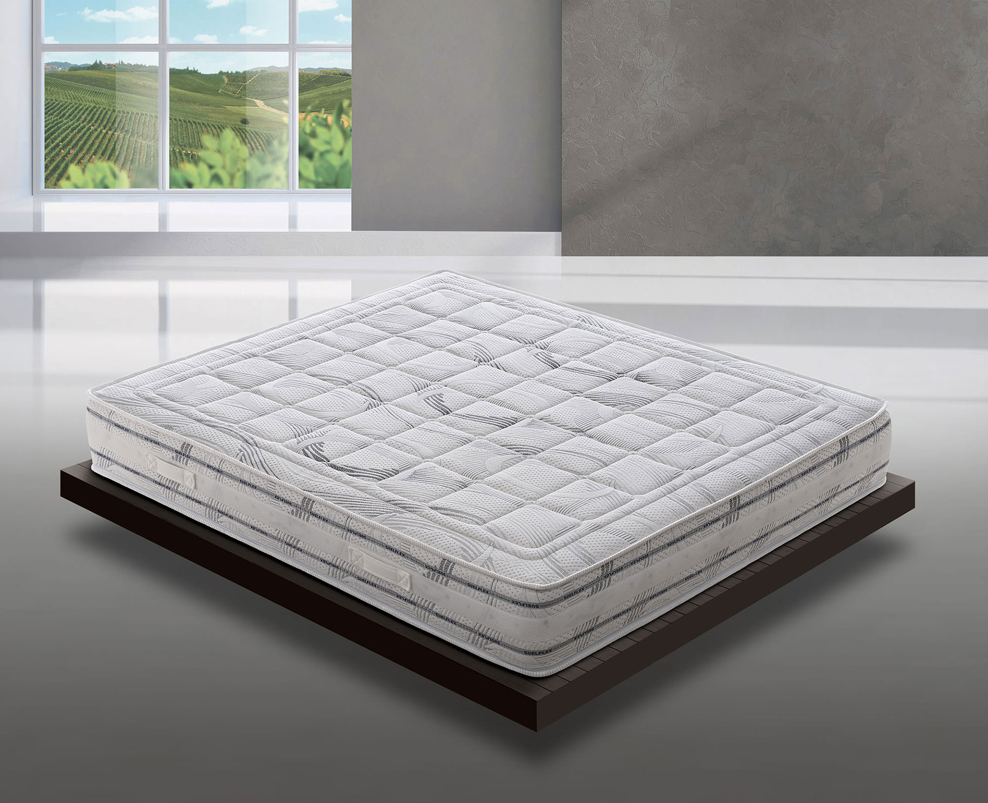 Deluxe Collection - Suelflex Materassi di benessere - Memory Foam ...